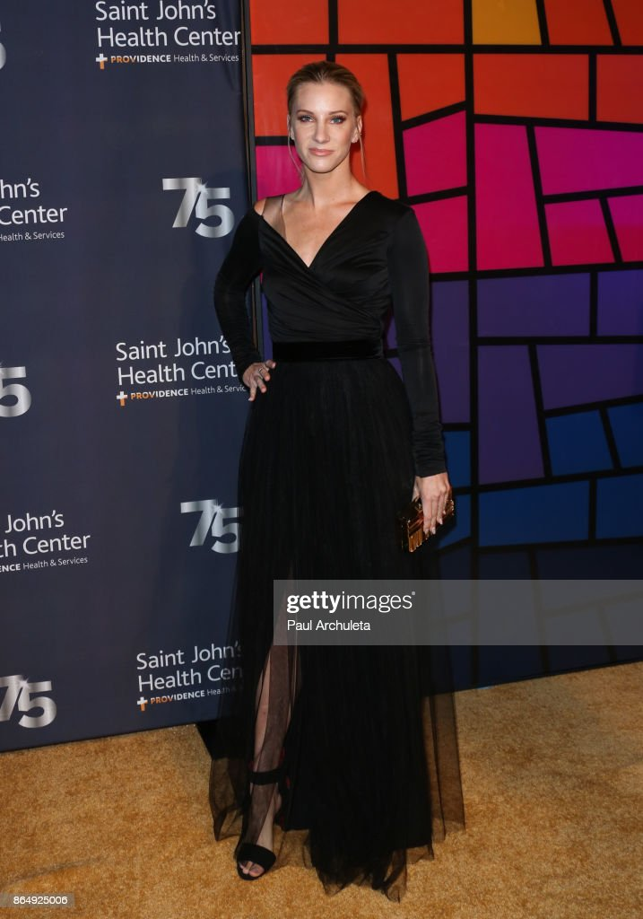 Saint John's Health Center Foundation's 75th Anniversary Gala Celebration - Arrivals