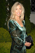 Actress Heather Thomas arrives to the annual Oceana Partner's Awards Gala honoring former Vice President Al Gore at the home of Jena and Michael King...