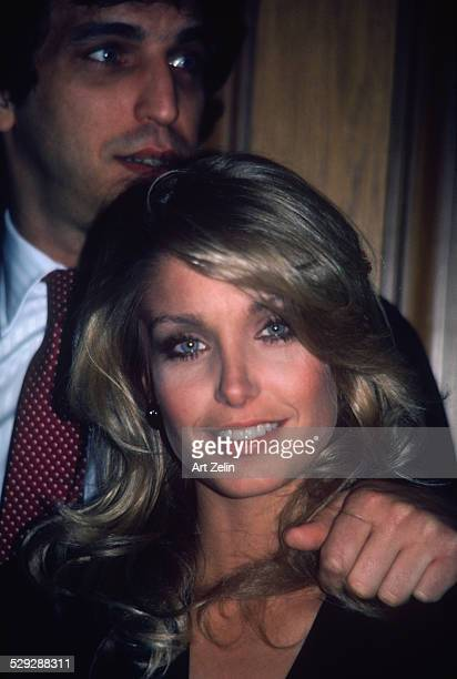 Actress Heather Thomas circa 1980