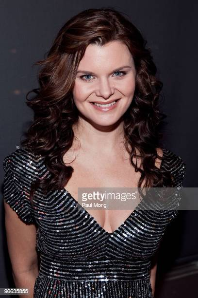 Actress Heather Tom attends a screening of 'The Putt Putt Syndrome' at Tribeca Cinemas on February 12 2010 in New York City