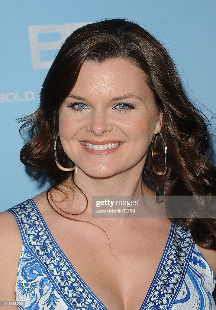 Actress Heather Tom attends the 5th Silver Anniversary party for CBS' 'The Bold And The Beautifu on March 10, 2012 in Los Angeles, California.