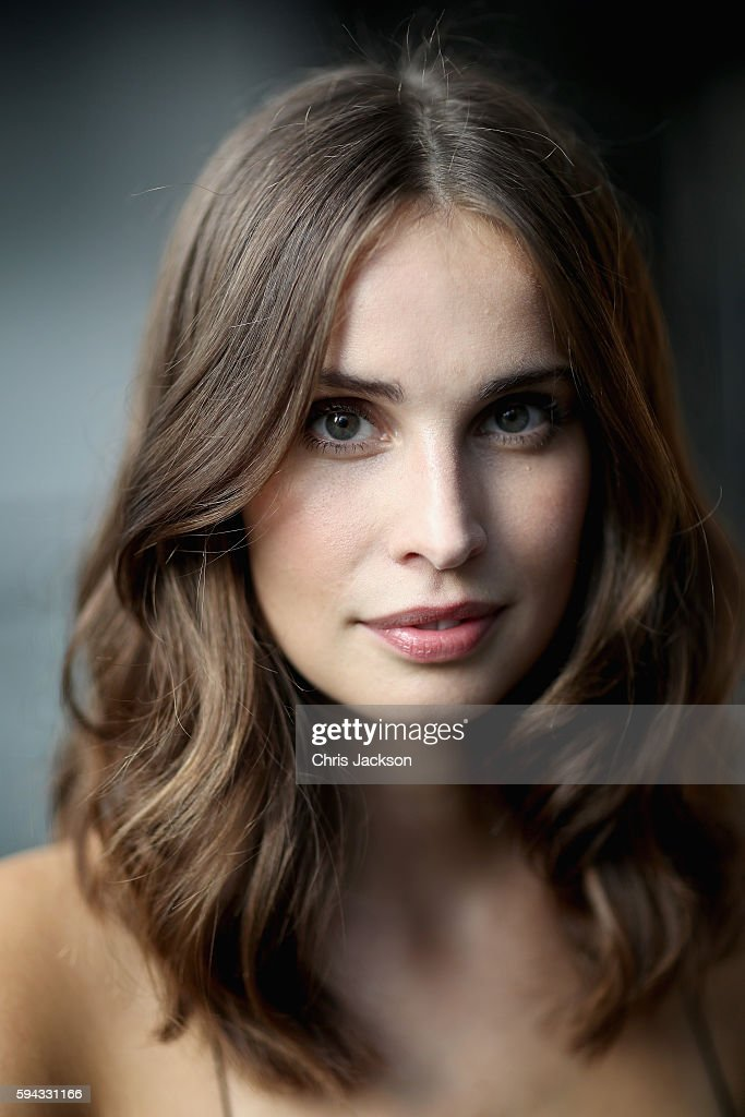 Actress Heida Reed poses for a portrait at the Poldark Series 2 Preview Screening at the BFI on August 22, 2016 in London, England.