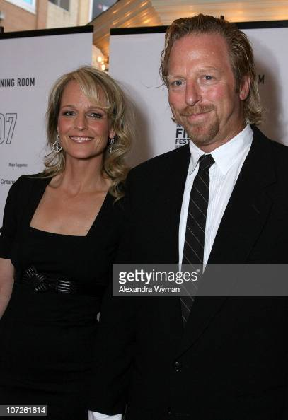 Actress Helen Hunt and...