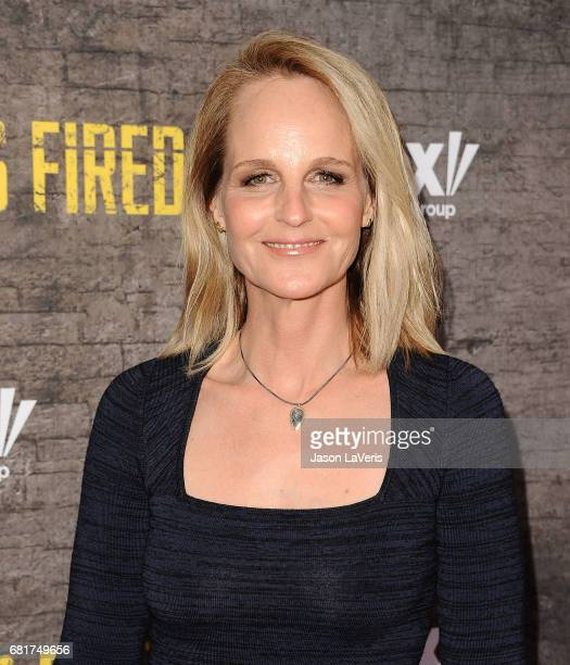 Actress Helen Hunt attends the 'Shots Fired' FYC event at Saban Media Center on May 10 2017 in North Hollywood California