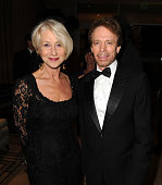 Actress Helen Mirren and honoree Jerry Bruckheimer attend the 27th American Cinematheque Award honoring Jerry Bruckheimer at The Beverly Hilton Hotel...