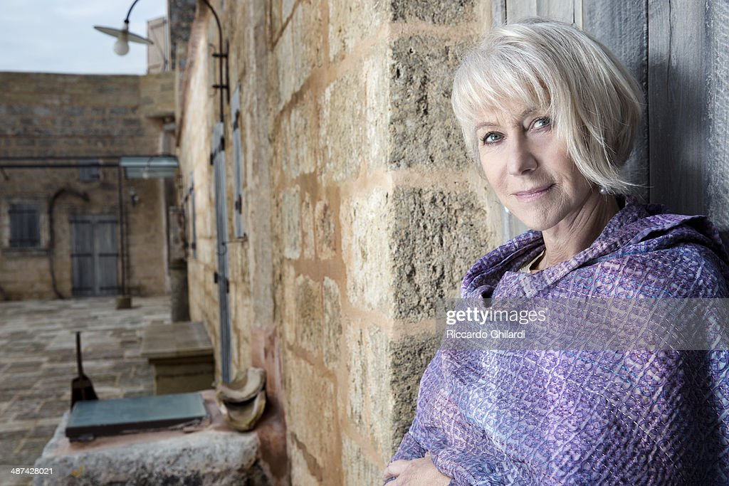 Actress <a gi-track='captionPersonalityLinkClicked' href=/galleries/search?phrase=Helen+Mirren&family=editorial&specificpeople=201576 ng-click='$event.stopPropagation()'>Helen Mirren</a> is photographed for Self Assignment on January 2, 2014 in Rome, Italy.