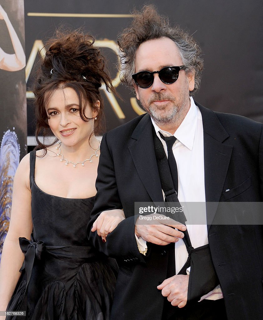 85th Annual Academy Aw... Helena Bonham Carter Husband