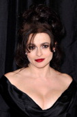 Actress Helena Bonham Carter arrives at the 38th Annual Los Angeles Film Critics Association Awards at InterContinental Hotel on January 12 2013 in...