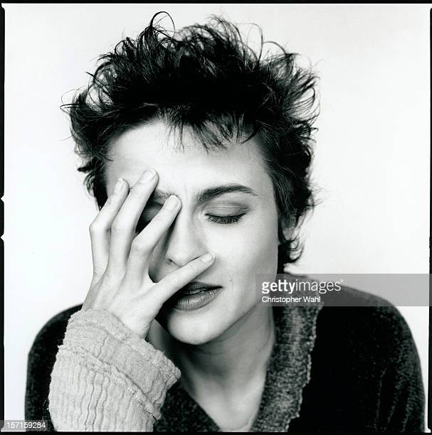 Actress Helena Bonham Carter is photographed for Self Assignment on September 1 2005 in Toronto Ontario