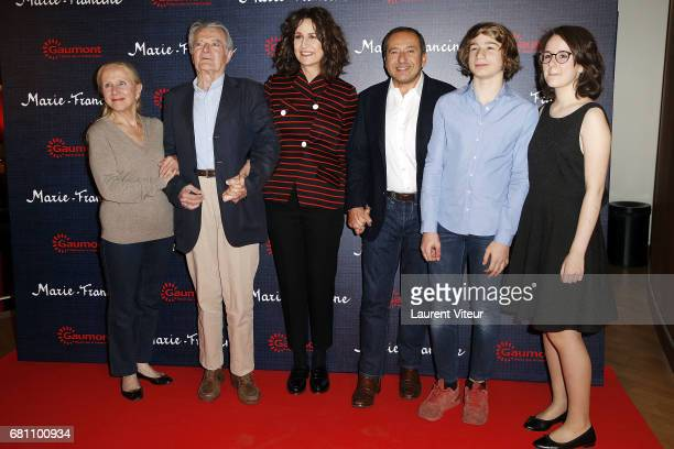 Actress Helene Vincent Actor Philippe Laudenbach Director and Actress Valerie Lemercier Actor Patrick Timsit Actor Simon Perlmutter and Actress Marie...