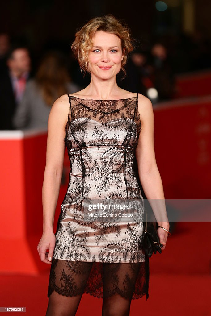 Actress Helle Fagralid attends 'Sorrow And Joy' Premiere And 'Quando I Tedeschi Non Sapevano Nuotare' Premiere during The 8th Rome Film Festival at Auditorium Parco Della Musica on November 11, 2013 in Rome, Italy.