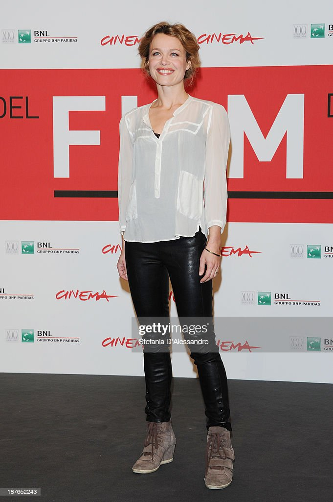 Actress Helle Fagralid attends the 'Sorrow And Joy' Photocall during the 8th Rome Film Festival at the Auditorium Parco Della Musica on November 11, 2013 in Rome, Italy.