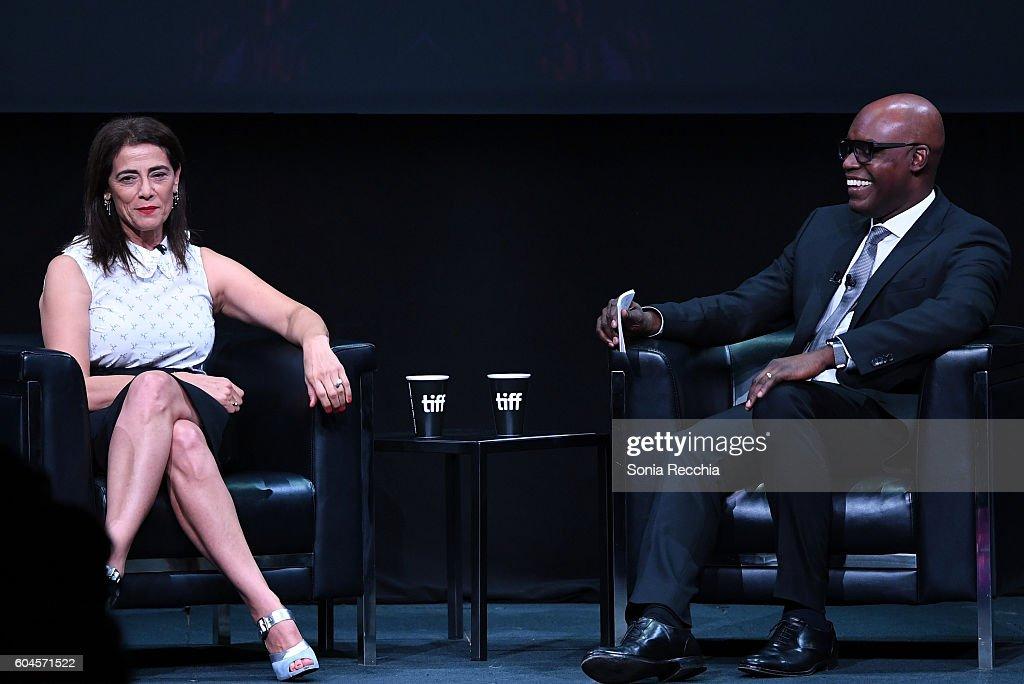 2016 Toronto International Film Festival - In Conversation With... Hiam Abbass