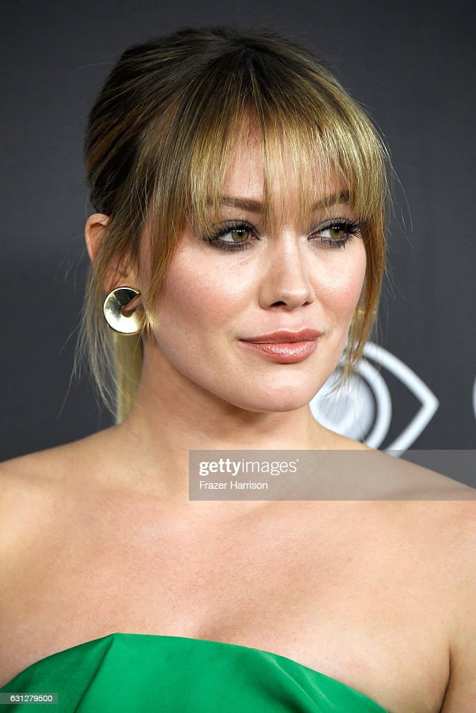 Actress Hilary Duff attends the 18th Annual Post-Golden Globes Party hosted by Warner Bros. Pictures and InStyle at The Beverly Hilton Hotel on January 8, 2017 in Beverly Hills, California.