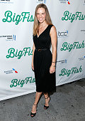 Actress Hilary Swank attends the Broadway opening night of 'Big Fish' at Neil Simon Theatre on October 6 2013 in New York City