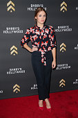 Actress Holland Roden attends the Grand Opening Of Barry's Bootcamp Hollywood at Barry's Bootcamp Hollywood on November 12 2015 in Hollywood...