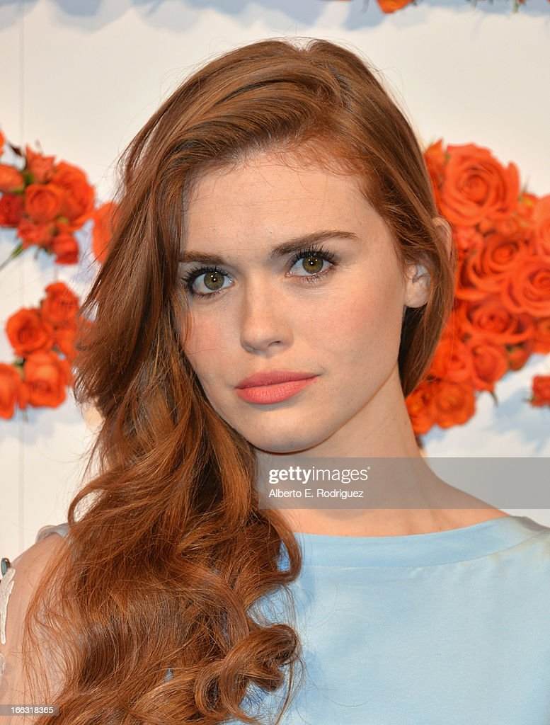 Actress Holland Rolen attends the 3rd Annual Coach Evening to benefit Children's Defense Fund at Bad Robot on April 10, 2013 in Santa Monica, California.