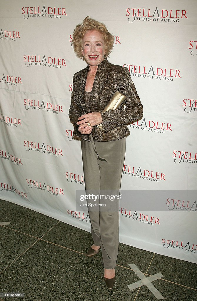 Actress Holland Taylor arrives at the 4th Annual Stella by Starlight Gala Benefit Honoring Martin Sheen at Chipriani 23rd st on March 17, 2008 in New York City.