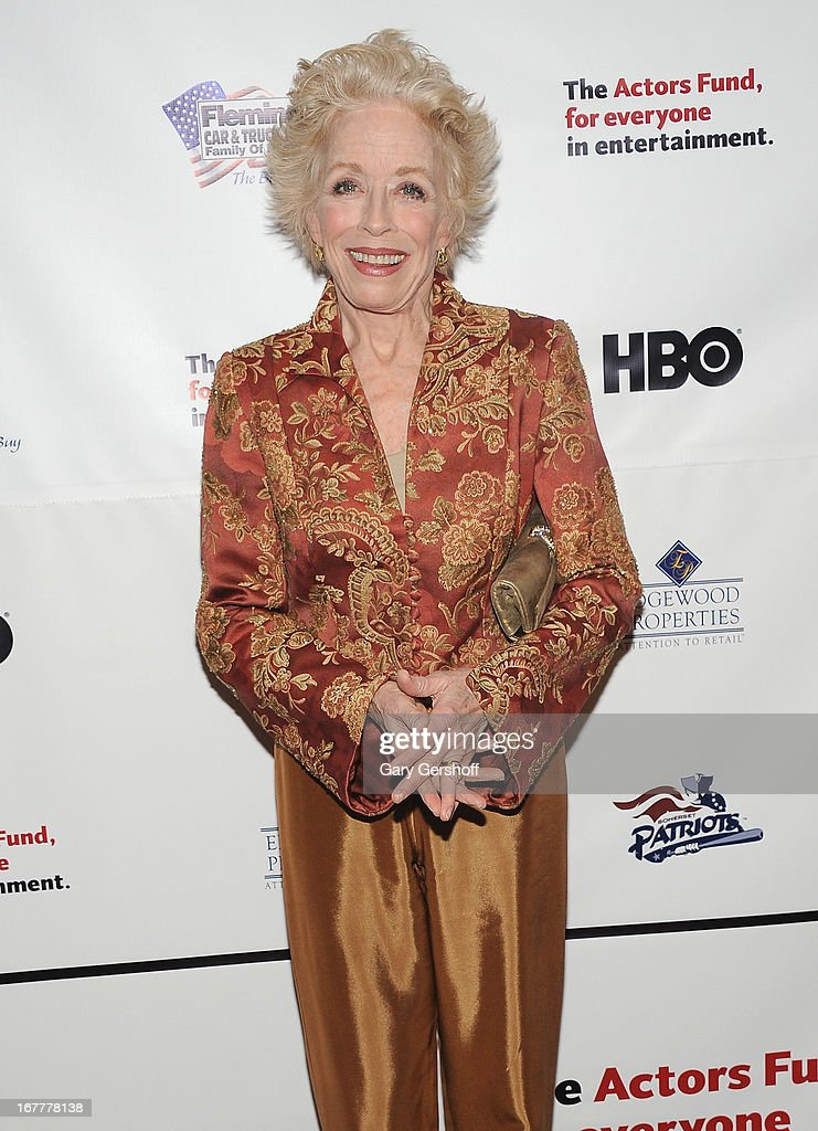 Actress <a gi-track='captionPersonalityLinkClicked' href=/galleries/search?phrase=Holland+Taylor&family=editorial&specificpeople=224773 ng-click='$event.stopPropagation()'>Holland Taylor</a> attends the 2013 Actors Fund Gala at the Marriott Marquis Hotel on April 29, 2013 in New York City.