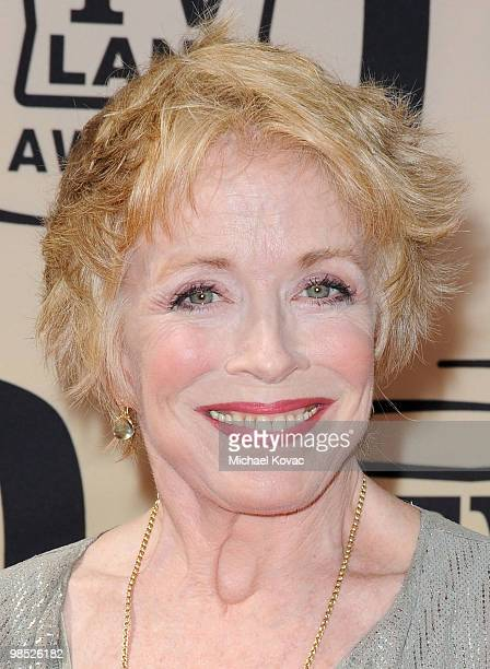 Actress Holland Taylor attends the 8th Annual TV Land Awards held at Sony Studios on April 17 2010 in Culver City California