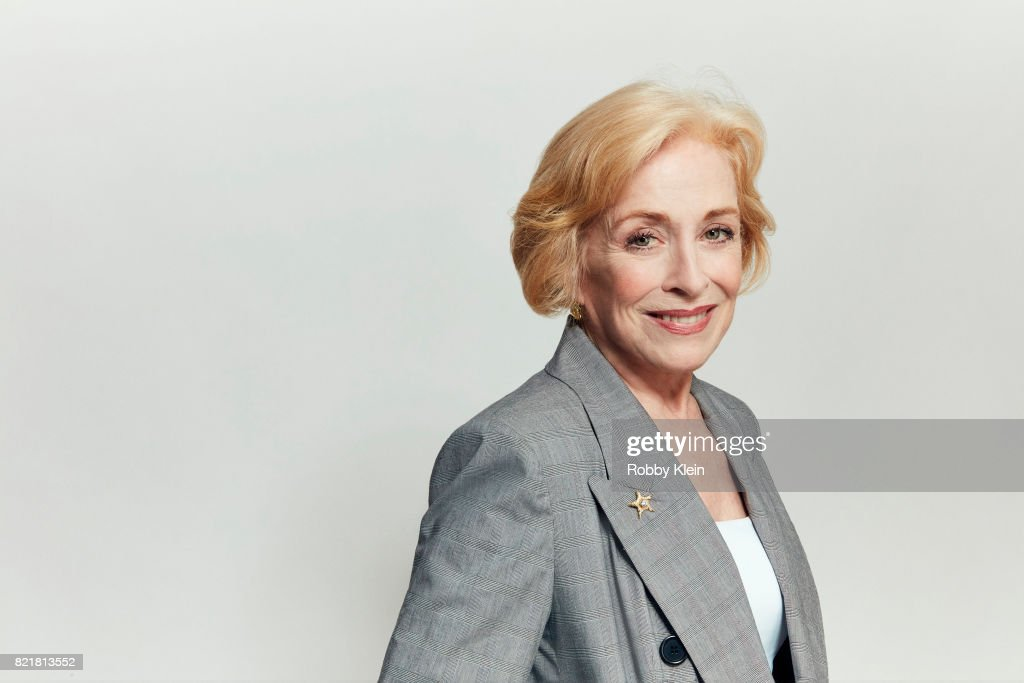 Actress Holland Taylor from AT&T AUDIENCE's 'Mr. Mercedes' poses for a portrait during Comic-Con 2017 at Hard Rock Hotel San Diego on July 23, 2017 in San Diego, California