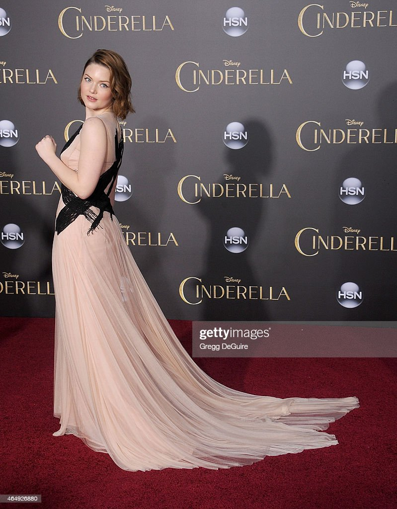 "World Premiere Of Disney's ""Cinderella"""