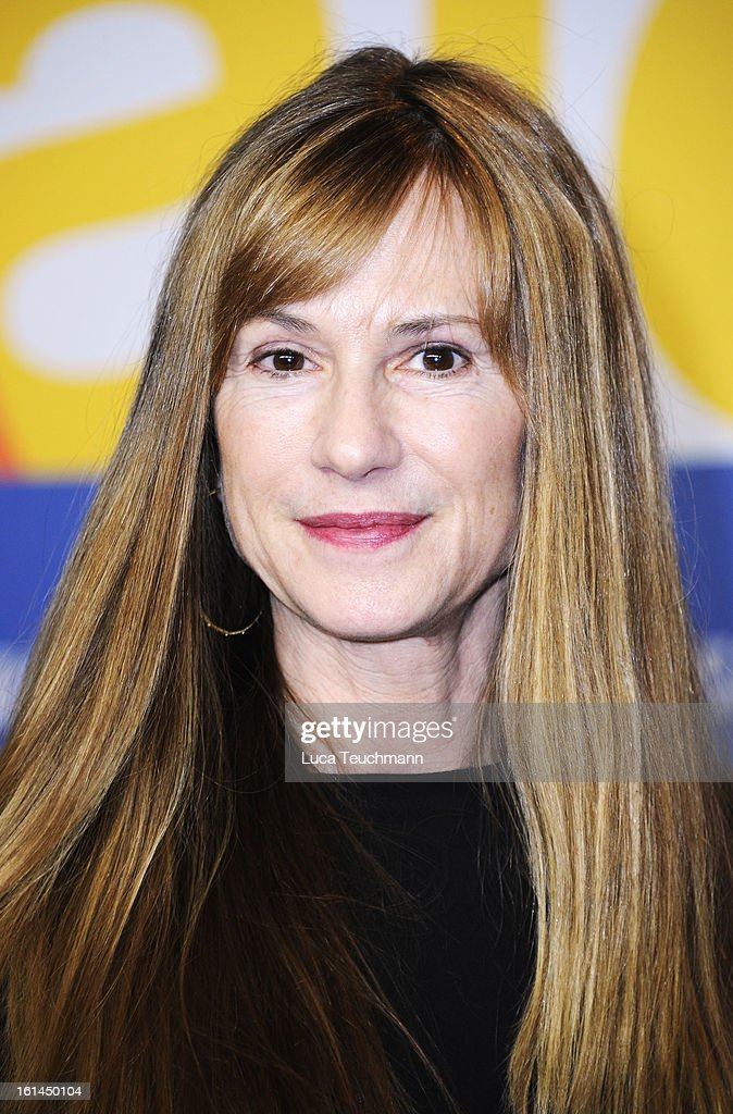 Actress Holly Hunter attends the 'Top Of The Lake' Press Conference during the 63rd Berlinale International Film Festival at the Grand Hyatt Hotel on February 11, 2013 in Berlin, Germany.