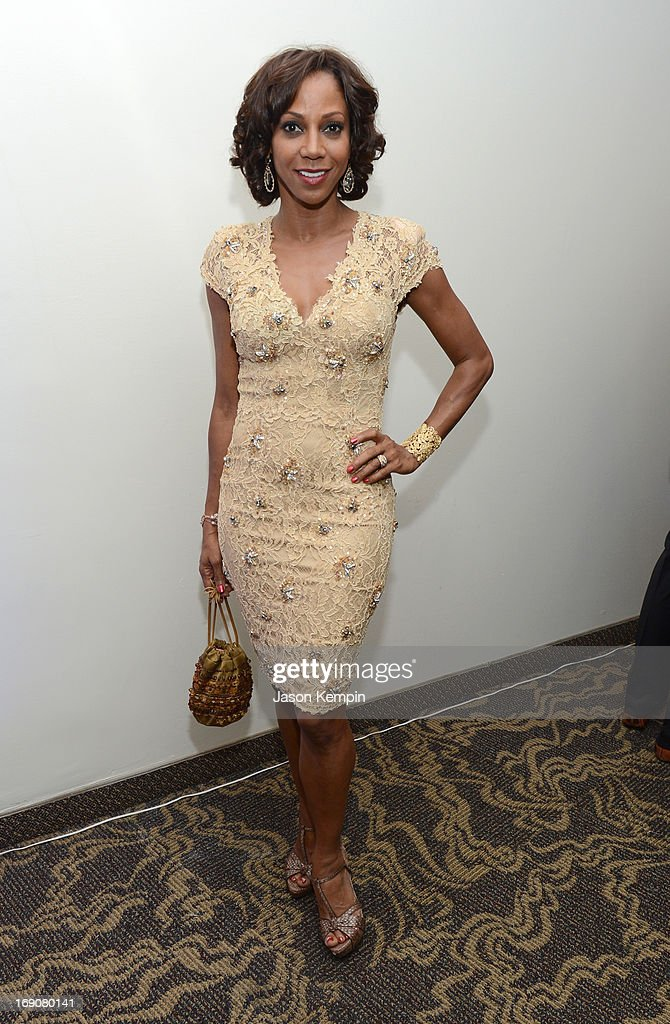 Actress Holly Robinson Peete attends the 28th Anniversary Sports Spectacular Gala at the Hyatt Regency Century Plaza on May 19, 2013 in Century City, California.
