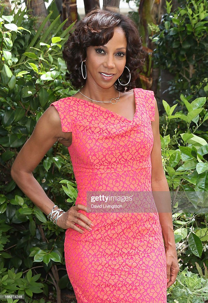 Actress Holly Robinson Peete attends The Associates For Breast and Prostate Cancer Studies' Annual Mother's Day Luncheon at the Four Seasons Hotel Los Angeles at Beverly Hills on May 8, 2013 in Beverly Hills, California.
