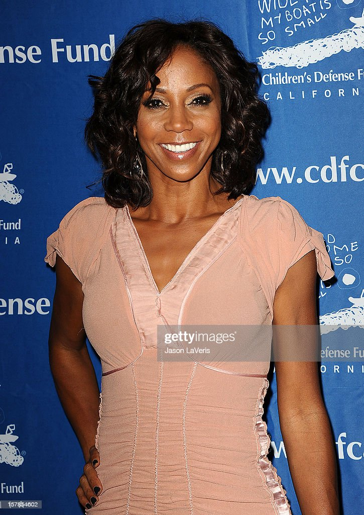 Actress Holly Robinson Peete attends the Children's Defense Fund's 22nd annual 'Beat the Odds' Awards at the Beverly Hills Hotel on December 6, 2012 in Beverly Hills, California.