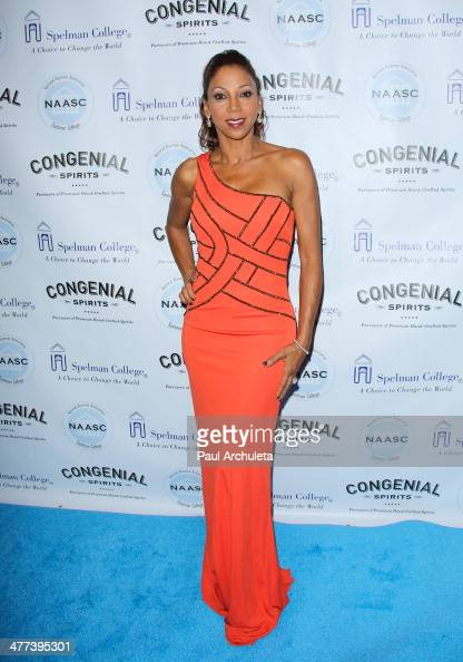 Actress Holly Robinson Peete attends the National Alumnae Association of Spelman College LA Chapter toasts 20 years of fundraising on March 8 2014 in...