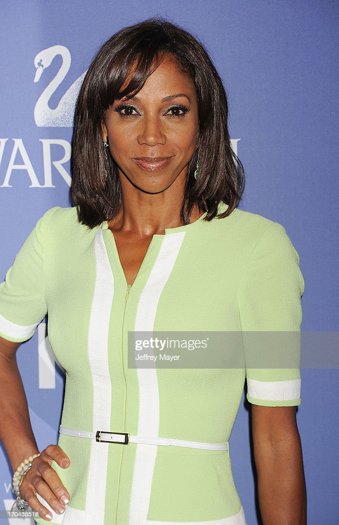 Actress <a gi-track='captionPersonalityLinkClicked' href=/galleries/search?phrase=Holly+Robinson+Peete&family=editorial&specificpeople=213716 ng-click='$event.stopPropagation()'>Holly Robinson Peete</a> attends Women In Film's 2013 Crystal + Lucy Awards at The Beverly Hilton Hotel on June 12, 2013 in Beverly Hills, California.