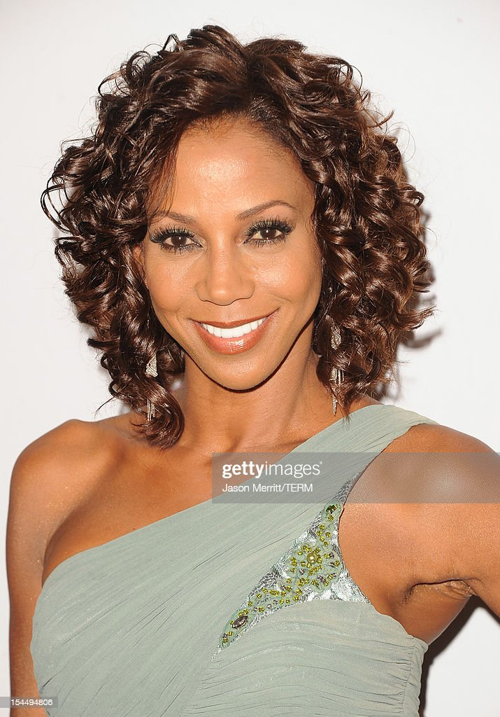 Actress Holly Robinson-Peete arrives at the 26th Anniversary Carousel Of Hope Ball presented by Mercedes-Benz at The Beverly Hilton Hotel on October 20, 2012 in Beverly Hills, California.