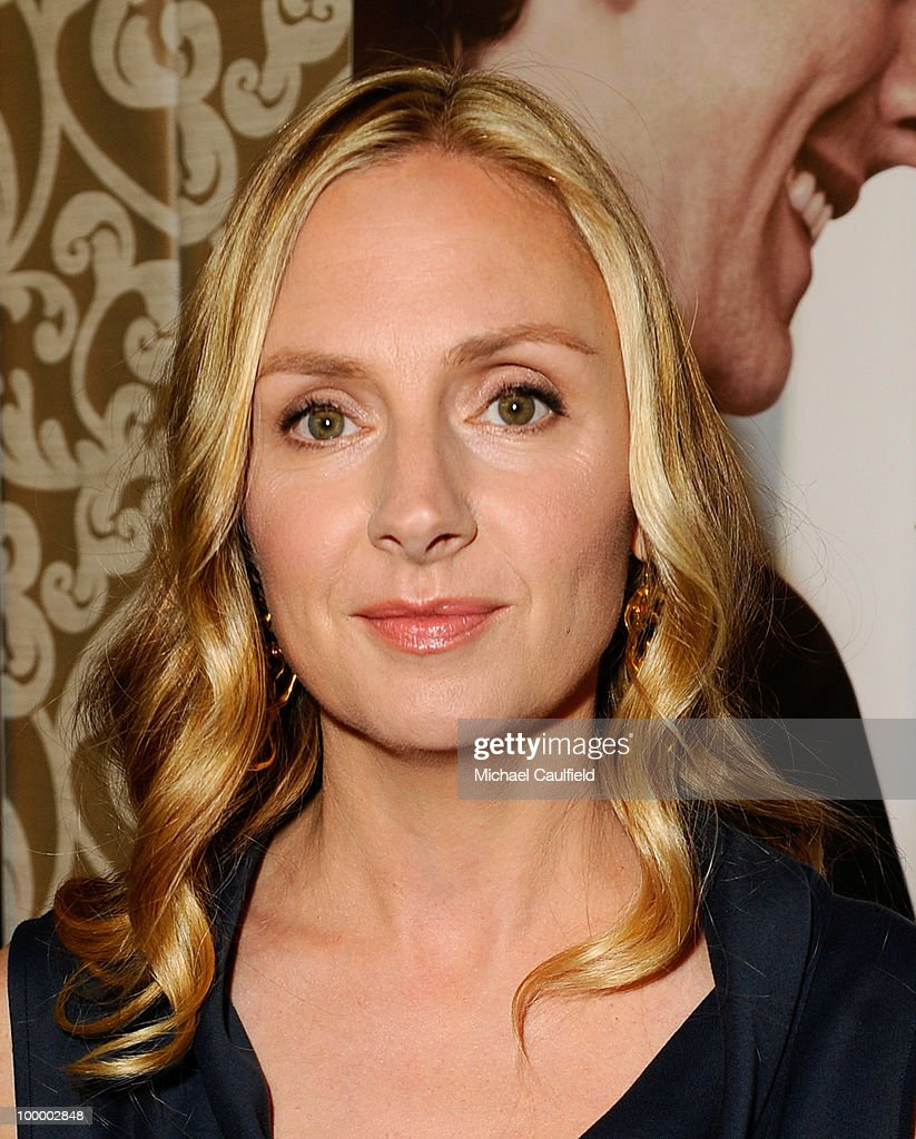 Actress Hope Davis attends the Los Angeles premiere of HBO Film's 'The Special Relationship' at the Directors Guild Theatre on May 19, 2010 in West Hollywood, California.