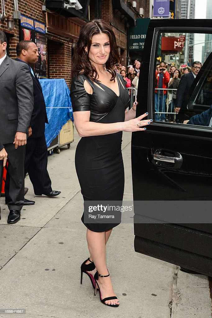 """Celebrities Visit """"Late Show With David Letterman"""" - May 8, 2014"""