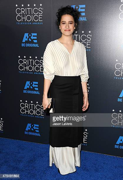 Actress Ilana Glazer attends the 5th annual Critics' Choice Television Awards at The Beverly Hilton Hotel on May 31 2015 in Beverly Hills California