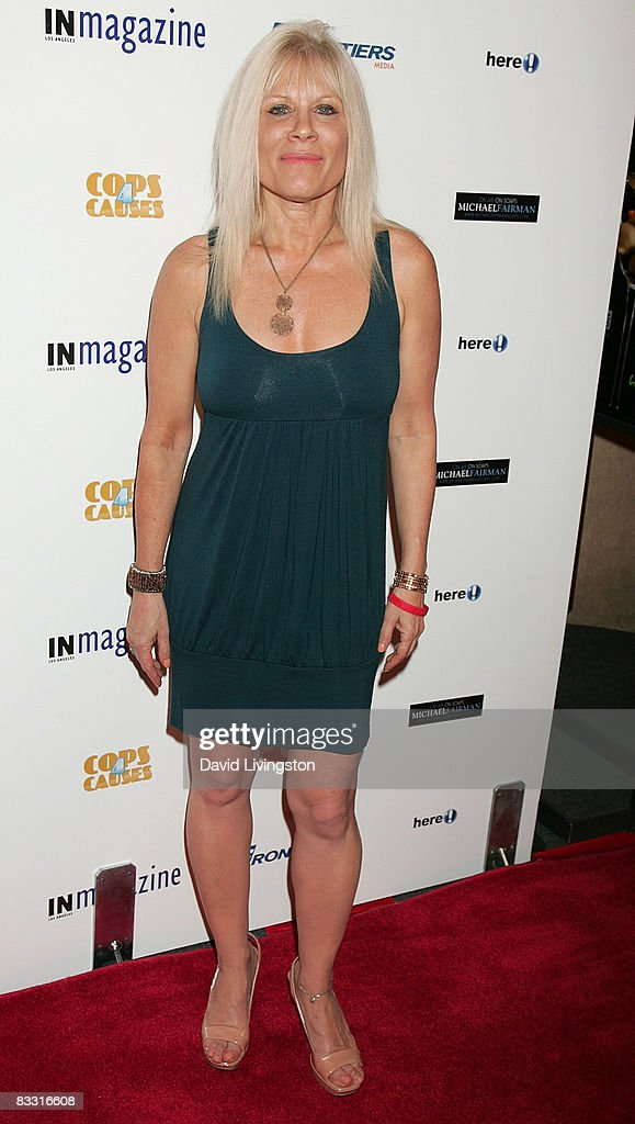Actress Ilene Kristen attends the 'Soaps In The City' fundraiser at the East West Lounge on October 16, 2008 in West Hollywood, California.