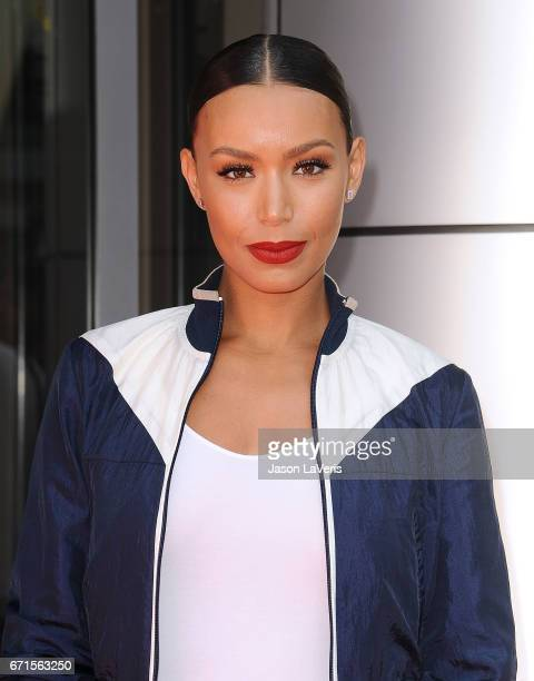 Actress Ilfenesh Hadera attends the 'Baywatch' SlowMo Marathon at Microsoft Square on April 22 2017 in Los Angeles California