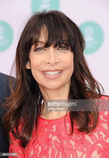 Actress Illeana Douglas attends the 2014 TCM Classic Film Festival Jerry Lewis Hand And Footprint Ceremony at TCL Chinese Theatre IMAX on April 12...