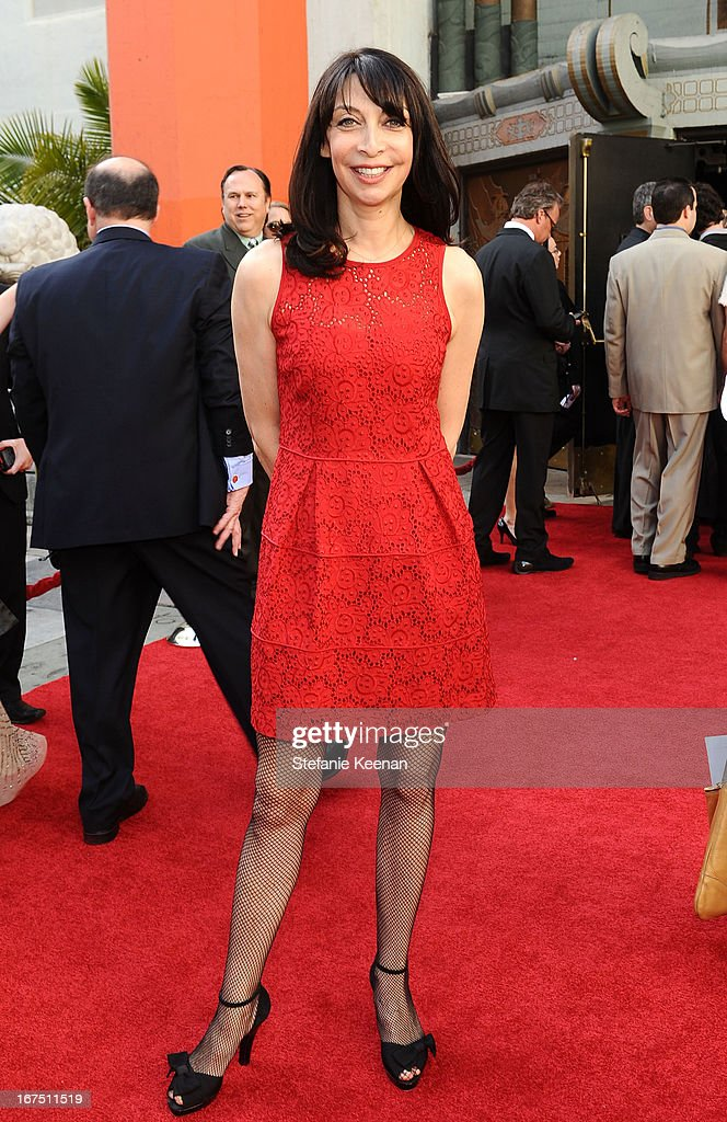 Actress Illeana Douglas attends the 'Funny Girl' screening during the 2013 TCM Classic Film Festival Opening Night at TCL Chinese Theatre on April 25, 2013 in Los Angeles, California. 23632_008_SK_0438.JPG