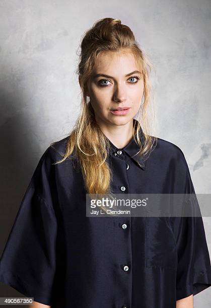 Actress Imogen Poots from the movie 'Green Room' is photographed for Los Angeles Times on September 25 2015 in Toronto Ontario PUBLISHED IMAGE CREDIT...