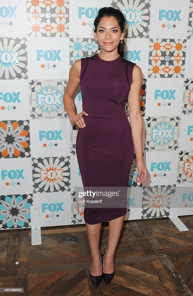 Actress <a gi-track='captionPersonalityLinkClicked' href=/galleries/search?phrase=Inbar+Lavi&family=editorial&specificpeople=7810087 ng-click='$event.stopPropagation()'>Inbar Lavi</a> arrives at the FOX All-Star Party 2014 Television Critics Association Summer Press Tour at Soho House on July 20, 2014 in West Hollywood, California.