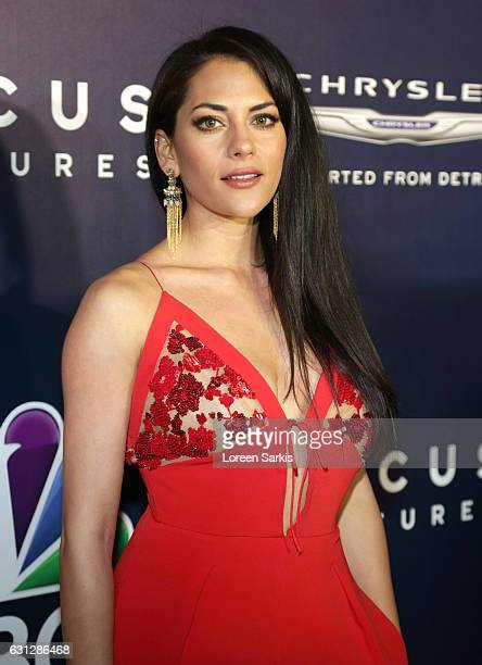 Actress Inbar Lavi attends NBCUniversal's 74th Annual Golden Globes After Party at The Beverly Hilton Hotel on January 8 2017 in Beverly Hills...