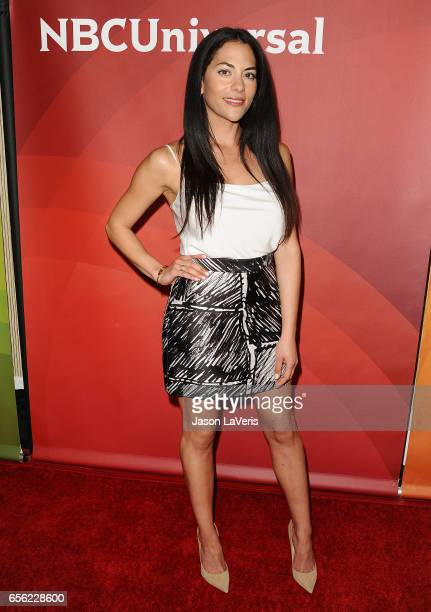 Actress Inbar Lavi attends the 2017 NBCUniversal summer press day The Beverly Hilton Hotel on March 20 2017 in Beverly Hills California