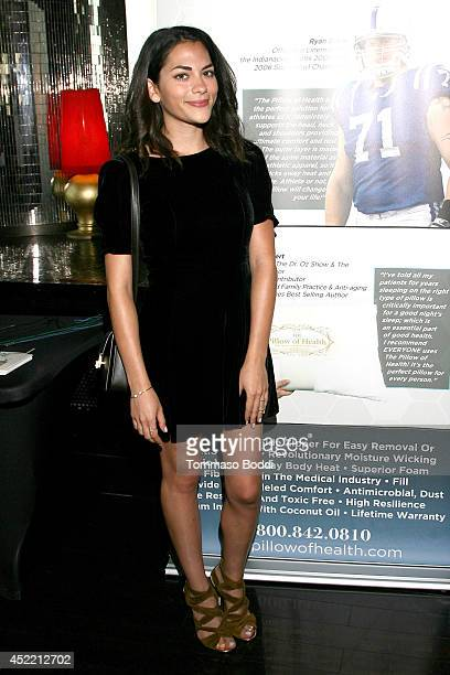 Actress Inbar Lavi attends the GBK Luxury Sports Lounge prior to the ESPY Awards held at W Hollywood on July 15 2014 in Hollywood California