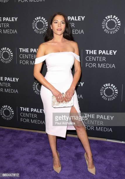 Actress Inbar Lavi attends the 'Prison Break' screening and conversation at The Paley Center for Media on March 29 2017 in Beverly Hills California