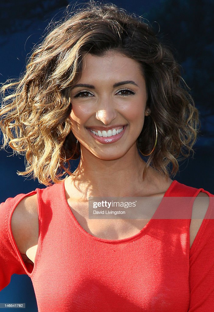 Actress India de Beaufort attends Film Independent's 2012 Los Angeles Film Festival premiere of Disney Pixar's 'Brave' at the Dolby Theatre on June 18, 2012 in Hollywood, California.