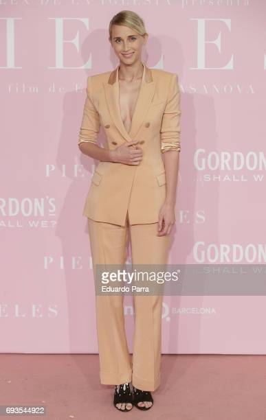 Actress Ingrid Garcia Jonsson attends the 'Pieles' premiere at Capitol cinema on June 7 2017 in Madrid Spain