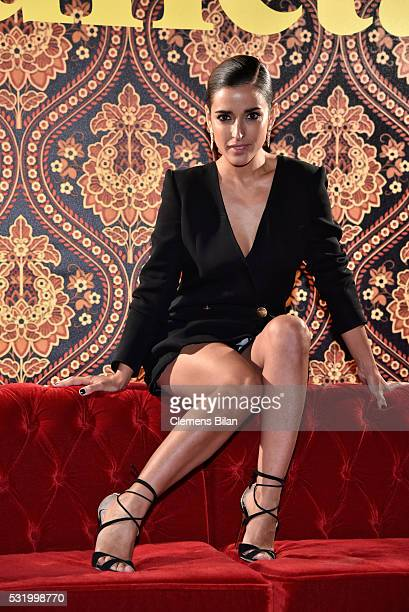 Actress Inma Cuesta attends the 'Julieta' After Party during the 69th annual Cannes Film Festival on May 17 2016 in Cannes France