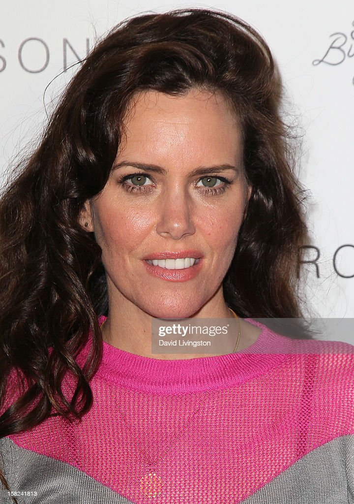 Actress Ione Skye attends the 'I Heart Ronson' Collection and jcpenney celebration at The Bungalow on December 11, 2012 in Santa Monica, California.